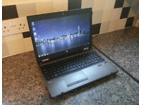 "HP 6560s ProBook 15.6"" LAPTOP, FAST CORE i5 2.93GHz, 8GB RAM, 750GB, WIFI, BLUETOOTH, DVDRW, WEBCAM"