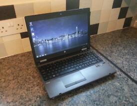 "HP ProBook 6560b 15.6"" LAPTOP, FAST CORE i5 2x 2.90GHz, 6GB, 250GB, DVDRW, WEBCAM, BLUETOOTH, WIFI"