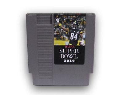 Tecmo Super Bowl 2019 - Nintendo NES Game