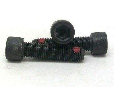 11 Pack New 38-24 X 1 12 Socket Head Cap Screw Alloy With Nylon Pellet Usa Nh