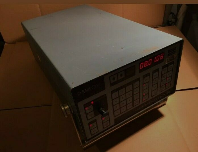 Working Met One Laser Particle Counter 205-1-115-1