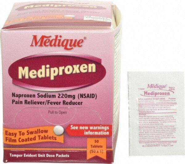 Medique Mediproxen Tablets Headache & Pain Relief