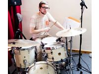 Drum Lessons in Glasgow City - all ages and abilities!