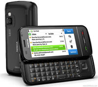 Nokia C6 GSM Phone (Black) locked with Fido - Great Condition