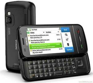 Nokia C6 Cell Phone - Bell