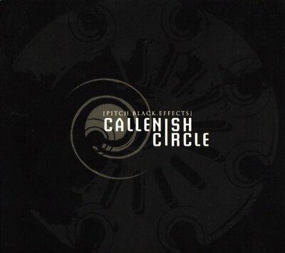 CALLENISH CIRCLE Pitch Black Effects CD + DVD DIGIPAK SEALED NEW 2005 MB Germany