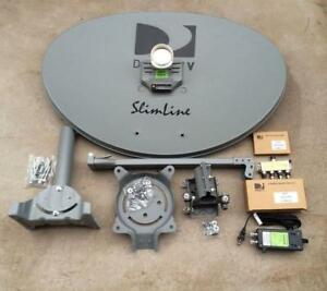 Direct TV SWM3 Slimline Satellite Dish DTV SL3