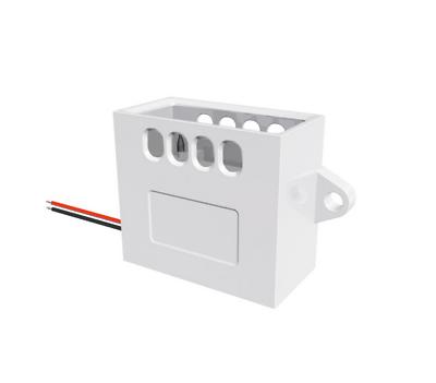 1 x White Positive and Negative Ion Generator to Taste Fresh Fridge 12V