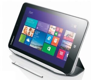 Lenovo Miix 2 8-inch - Win 8 Tablet w/ OBDII Software & Cable