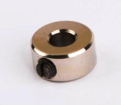 WILESCO  ERSATZTEIL  STELLRING D=4mm, vernickelt  Art.01633