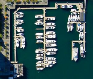 Moorage available Downtown Vancouver 46-60ft