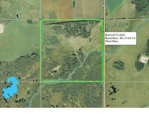 FOR SALE!! TWP 641 & RR 471  La Corey, AB