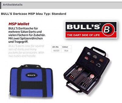 BULLS BULL´S Dart Darts Darttasche Dartkoffer Tasche Koffer Professional 66319
