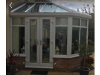 Victorian Conservatory - Used (Now dismantled and ready to go)