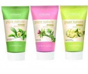 Oriflame-Pure-Nature-Organic-Face-Masks-New