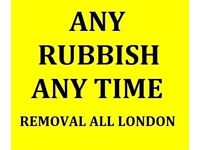 🔴CHEAP LICENSED RUBBISH CLEARANCE ♻️ REMOVAL WASTE COLLECTION SOIL DISPOSAL HOUSE GARDEN
