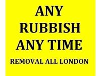 RUBBISH CLEARANCE 07985775626 REMOVAL WASTE COLLECTION GENERAL SOIL DISPOSAL HOUSE GARDEN OFFICE