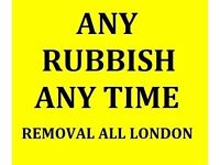 RUBBISH CLEARANCE 07985775626 REMOVAL WASTE COLLECTION GENERAL SOIL DISPOSAL HOUSE GARDEN FURNITURE