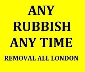 RUBBISH CLEARANCE REMOVAL WASTE JUNK COLLECTION GENERAL SOIL DISPOSAL HOUSE GARDEN OFFICE @ LOW COST
