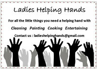 Ladies Helping Hands - Services to help the lady of the House