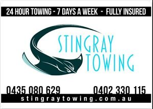 Machinery transport - tilt tray towing 24/7 Morisset Lake Macquarie Area Preview