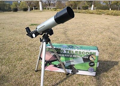 Best Children Gift for Kids Max 90X Astronomical Telescope with Portable