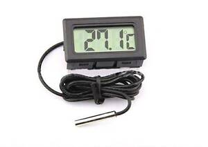 Digital LCD thermometers Brand new with  batteries for Aquariums Seaford Meadows Morphett Vale Area Preview