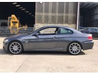2007 BMW 3 Series 2,0 320d M Sport 3dr Coupe 2 owners