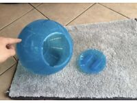 Hamster ball for big rodents