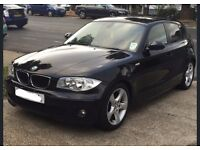 BMW 1 Series 1.6 116i Sport 5dr 2005