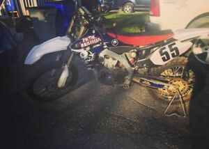 2011 YZ450F special edition