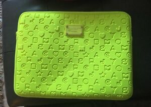 New Marc by Marc Jacobs laptop case bag