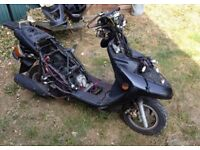 Sukida sk125 t3 for sale breaking