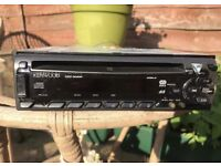 Kenwood CD player for sale.
