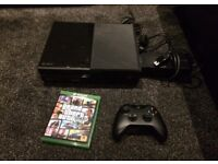 Xbox one 500gb BARGAIN not PS4 or wii