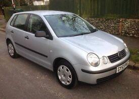 VW POLO - 2003- low mileage