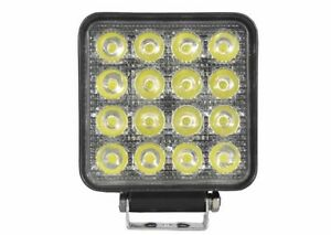 Led work light. Spot flood light bar