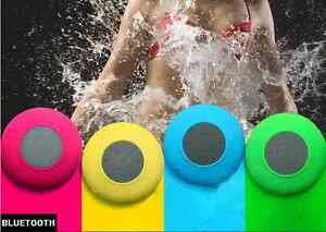 WATERPROOF BLUETOOTH  SHOWER SPEAKER, BRAND NEW!!!!!