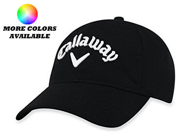 Callaway Stretch Fitted 2018 Golf Cap Hat - Select Color & Size!