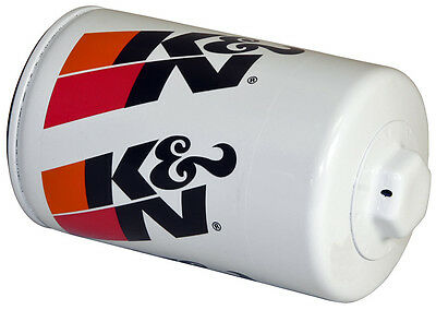 K&N Premium Wrench-Off Oil Filter HP-2009 (Performance Canister Oil Filter)
