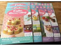 Cake Decorating Magazines - 19 magazines