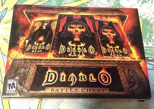 Diablo Battlechest New Version 5 Character Classes Expansive