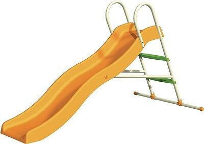 Kinderrutsche Medium 130x206x115cm Rutsche Gartenrutsche Spielzeug Kinder Garten