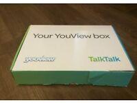 New TalkTalk YouView box (DN360T)