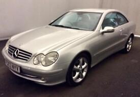 MERCEDES CLK270 CDI AUTO AVANTGARDE COUPE > XMAS SALE PRICE < LOOKS+DRIVES GOOD