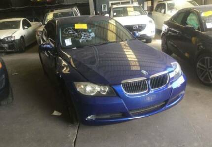 *****2008 BMW 320i E90 BLUE WRECKING PARTS - B22111 Villawood Bankstown Area Preview