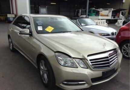*****2013 MERCEDES E250 CGI W212 GOLD WRECKING PARTS - M21310 Villawood Bankstown Area Preview