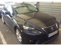 Lexus IS 300h FROM £51 PER WEEK!
