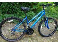 Ladies mountain bike very good condition