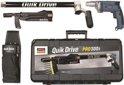 New Quick Drive Pro300sd25k Electric Quik Drive Decking System Screw Gun
